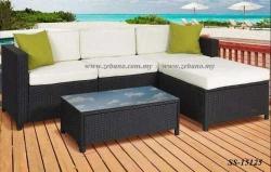 Outdoor Wicker Sofa Sets
