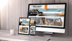 Successful Online Travel Agency With License