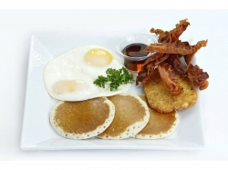 Breakfast & Lunch Only Cafes (4 locations), South Bay Area