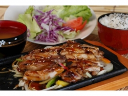 Franchise Teriyaki Restaurant, Riverside County