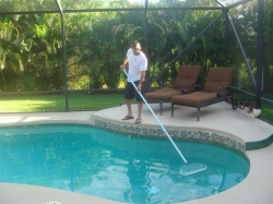 Pool Service Route In Port Charlotte For Sale