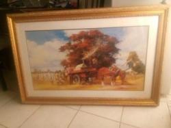 D'Arcy Doyle Oil Painting