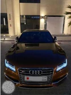 Audi S7 - V8T / 2013