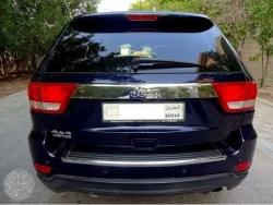 Jeep Grand Cherokee 3.6 L V6 Full Option 2012 Model For Sale