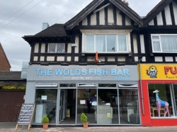 Fish & Chip Takeaway, West Bridgford, Nottingham