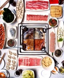 Chinese Steamboat Hotpot Restaurant