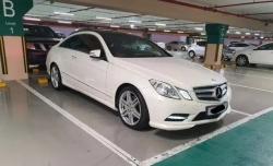 Mercedes Benz E-300 / 2013 (White)