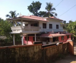 3BR House and Lot in Ottapalam