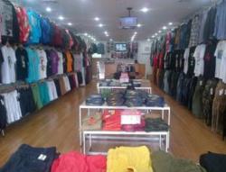 Sportswear Store In New York County