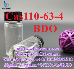 China factory BDO liquid  ,safe delivery CAS110-63-4  1, 4-Butanediol  Canada USA