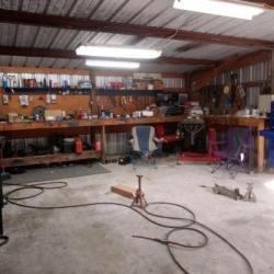 Mechanic & Heavy Equipment Repair/Service Shop for Sale