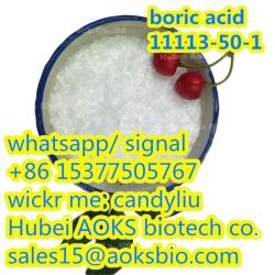 Boric acid, boric acid powder, fishscale boric acid flakes cas 11113-50-1