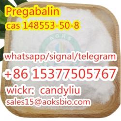 China Pregabalin Pharmaceutical Materials CAS No.: 148553-50-8