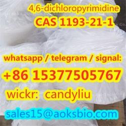 High purity 4,6-dichloropyrimidine cas 1193-21-1 China manufacturer