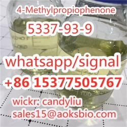 China 4-methylpropiophenone 5337-93-7, factory supply 5337-93-9 liquid