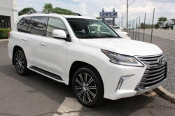Used 2019 Lexus LX 570 SUV GCC Spec