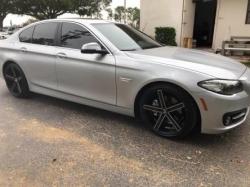 2016 BMW 5 Series 528xi