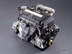 Buy used B Series engine for sale
