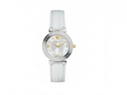 Versace Watch For Women in White at Exotic Diamonds